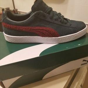 Puma's